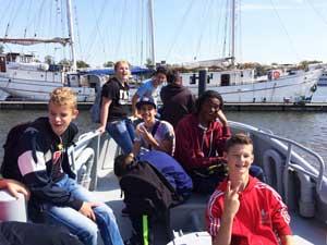 Activiteiten bij Voortgezet Onderwijs Praktijkschool de Brug uit de Zaanstreek